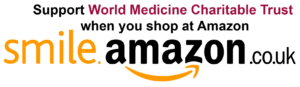 Amazon Smile for World Medicine c