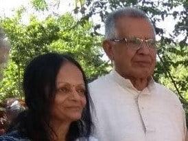 Ramesh & Krishangi Shah